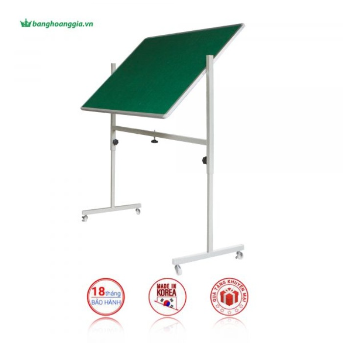 Hiện nay trên thị trường sản phẩm bảng thường được thiết kế với các kích thước tiêu chuẩn