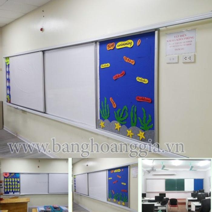 Bảng Hoàng Gia chuyên sản xuất và cung cấp các sản phẩm bảng và phụ kiện đi kèm đảm bảo chất lượng