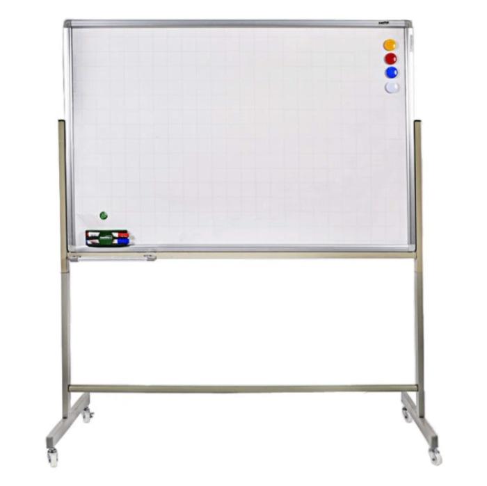 Bảng từ trắng viết bút là sản phẩm thông dụng được dùng phổ biến trong các lớp học, văn phòng hay phòng họp